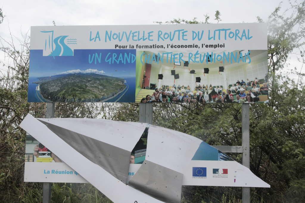 Le cyclone Berguitta se dirige vers La Réunion