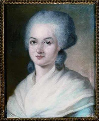 Marie Gouze, dite Marie-Olympe de Gouges.