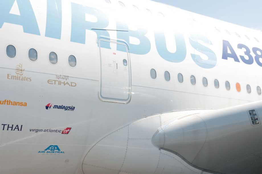 Air mauritius commande 6 airbus a350 combien de temps for Combien de temps est valable un permis de construire