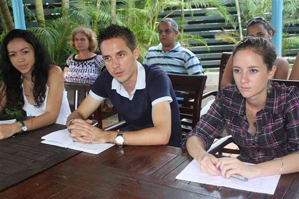 L'AJFER souhaite que la transparence soit faite sur le recrutement dans l'Éducation nationale à La Réunion pour cette rentrée scolaire 2011. (photo d'archives EP)