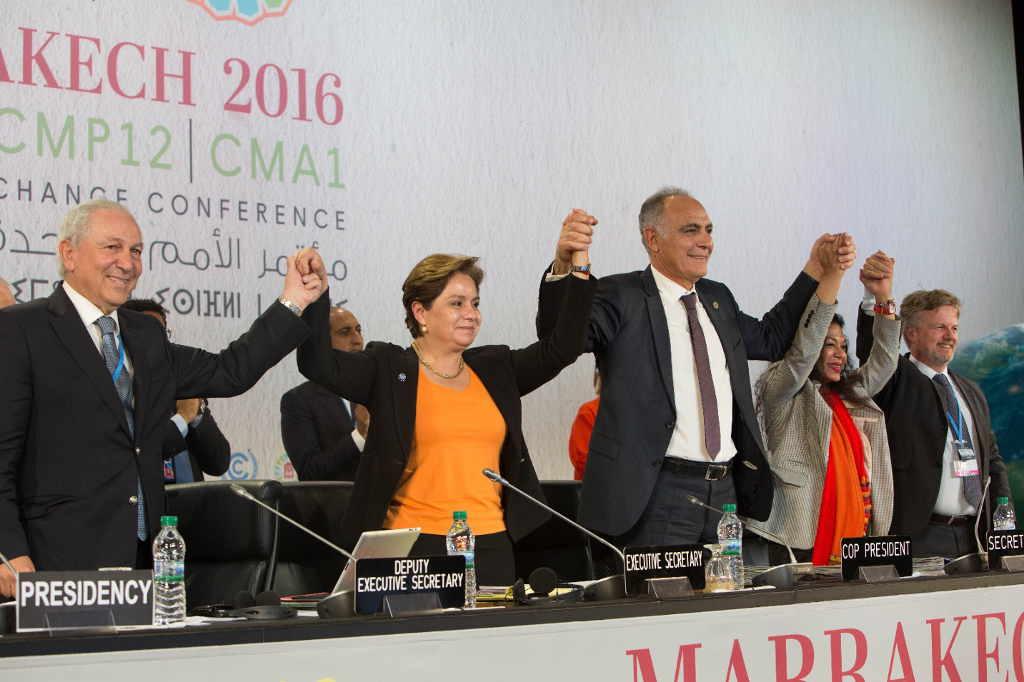 Climat: la COP22 compte sur le