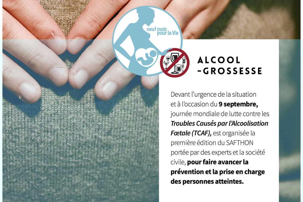Une campagne pour sensibiliser aux dangers de l'alcoolisation fœtale — Grossesse